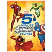 Marvel 5 Minute Avengers Stories