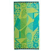 Celebrate Summer Together Toucan Beach Towel