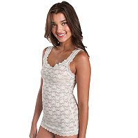 Juniors' Candie's® Sheer Lace Cami