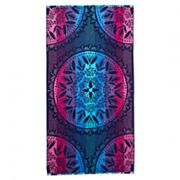 Celebrate Summer Together Medallion Beach Towel