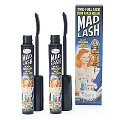 theBalm Mad Lash Duo Black Mascara
