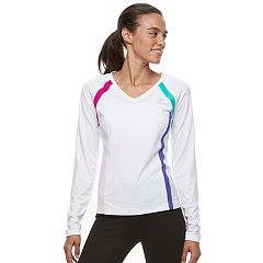Women's FILA SPORT® Tru-Dry Colorblock Performance Tee