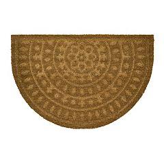 Mohawk® Embossed Medallion Coir Doormat - 23' x 35'