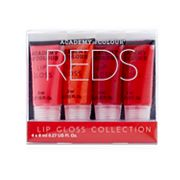 Academy of Colour Lip Gloss Collection - Reds