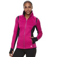 Women's FILA SPORT® Saltare Fleece Jacket