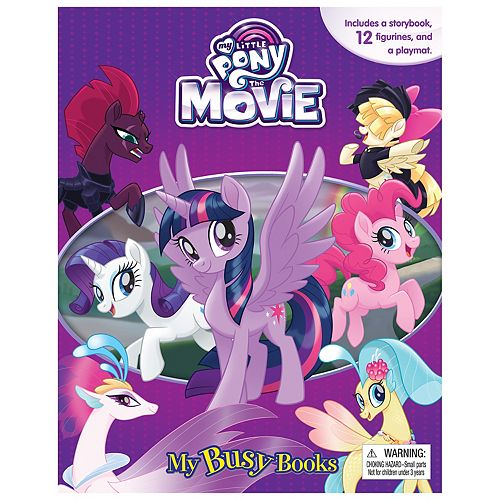 My Little Pony Busy Book Activity Kit