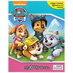 Paw Patrol Pink Busy Book Activity Kit