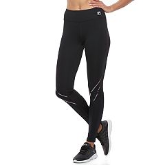 Women's FILA SPORT® Reflective Tru-Dry Racing Performance Leggings