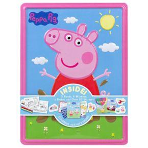 Peppa Pig Activity Tin