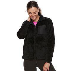 Women's FILA SPORT® Veloce Tru-Dry Sherpa Performance Jacket