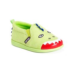 MUK LUKS Rex The Dinosaur Toddler's Shoes