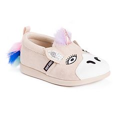 MUK LUKS Luna The Unicorn Toddler's Shoes