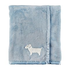 Baby Boy Carter's Animal Plush Blanket
