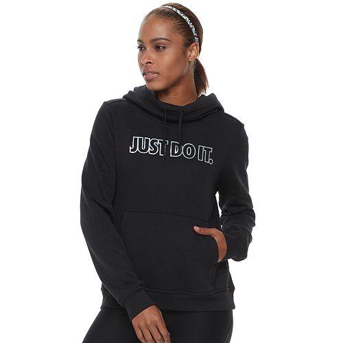 new product ccfcb 9fe76 Women s Nike Sportswear Funnel-Neck Hoodie