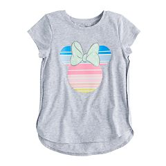 Disney's Minnie Mouse Girls 4-10 Tulip Hem Tee by Jumping Beans®