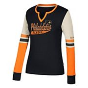 Women's CCM Philadelphia Flyers Notch-Neck Tee