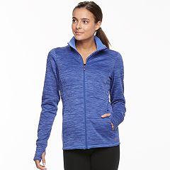 Women's Tek Gear® Performance Full-Zip Fleece Jacket