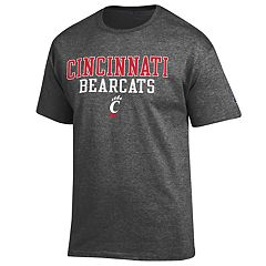 Men's Champion Cincinnati Bearcats Soft Hand Tee