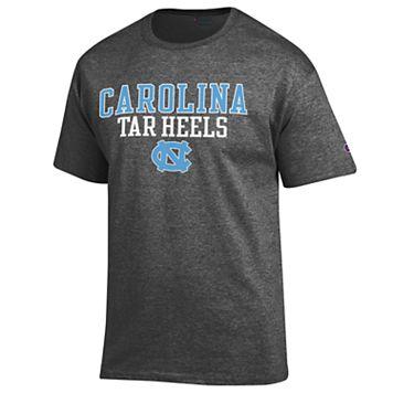 Men's Champion North Carolina Tar Heels Soft Hand Tee