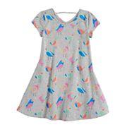 Girls 4-10 Jumping Beans® Birdies Swing Dress