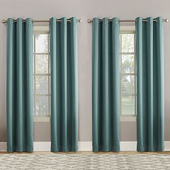 Sun Zero 4-pack Tari Room Darkening Window Curtain