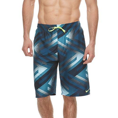 eec14b844d Big & Tall Nike Swim Tidal Riot Breaker Brushed Microfiber 11-inch Volley  Shorts