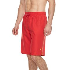 Big & Tall Nike Solid Volley Swim Shorts