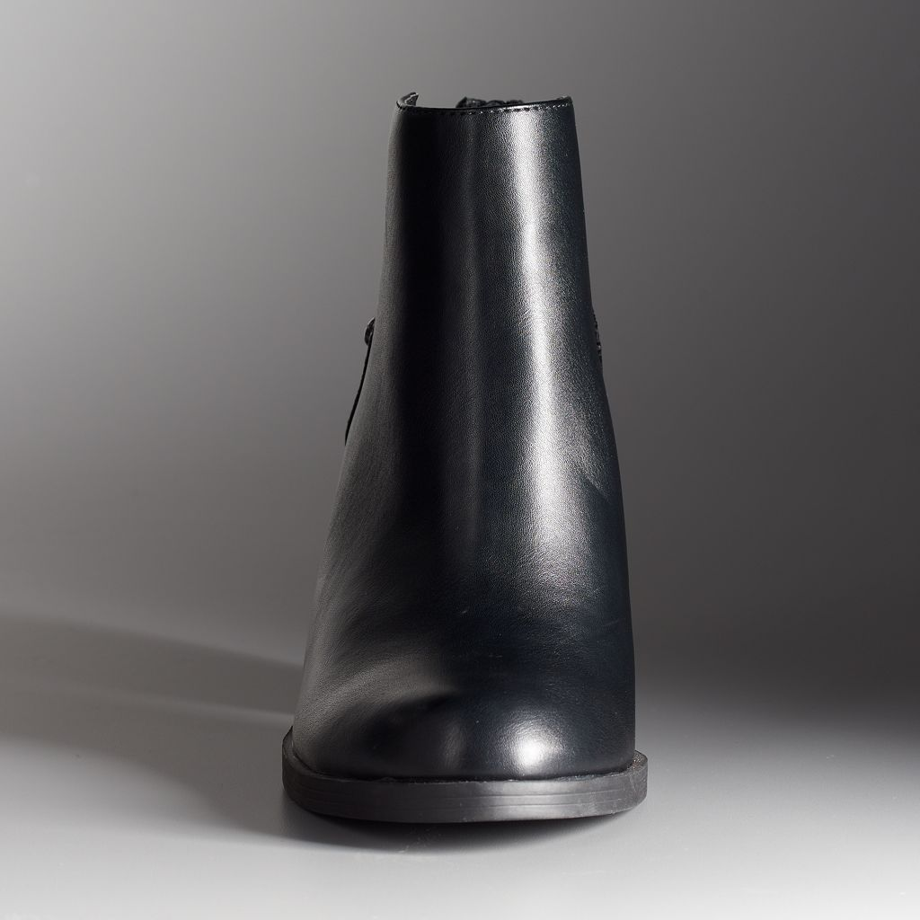 Simply Vera Vera Wang Berlin Women's Ankle Boot