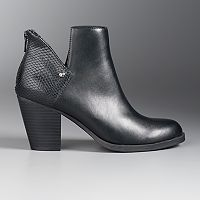 Simply Vera Vera Wang Berlin Women's Ankle Boot
