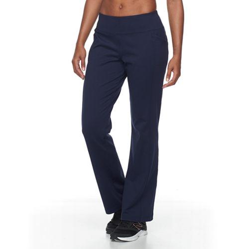 Women's Tek Gear® Knit Bootcut Workout Pants