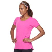 Women's Tek Gear® Back-Bar Tee
