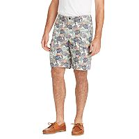 Big & Tall IZOD Saltwater Beachtown Classic-Fit Cargo Shorts