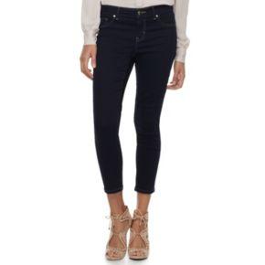 Women's Jennifer Lopez Cropped Super Skinny Jeans
