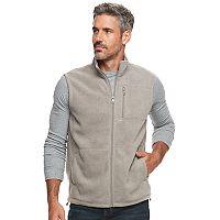 Men's Croft & Barrow® Arctic Fleece Vest