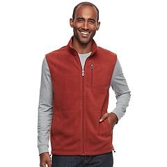 Men's Croft & Barrow® Arctic Fleece Vest