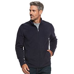 Men's Croft & Barrow® Arctic Fleece Zip-Front Jacket