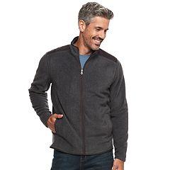 Men's Croft & Barrow® Arctic Fleece Zip-Front Jacket