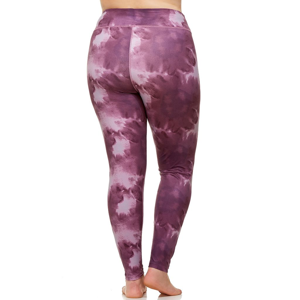 Plus Size Hottotties by Terramar Ashley Leggings