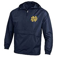 Men's Champion Notre Dame Fighting Irish Pack 'n' Go Jacket