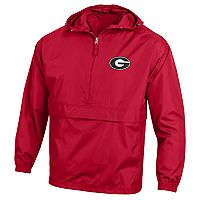 Men's Champion Georgia Bulldogs Pack 'n' Go Jacket