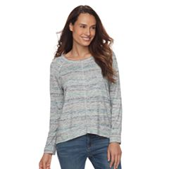Petite SONOMA Goods for Life™ Raglan Sweater