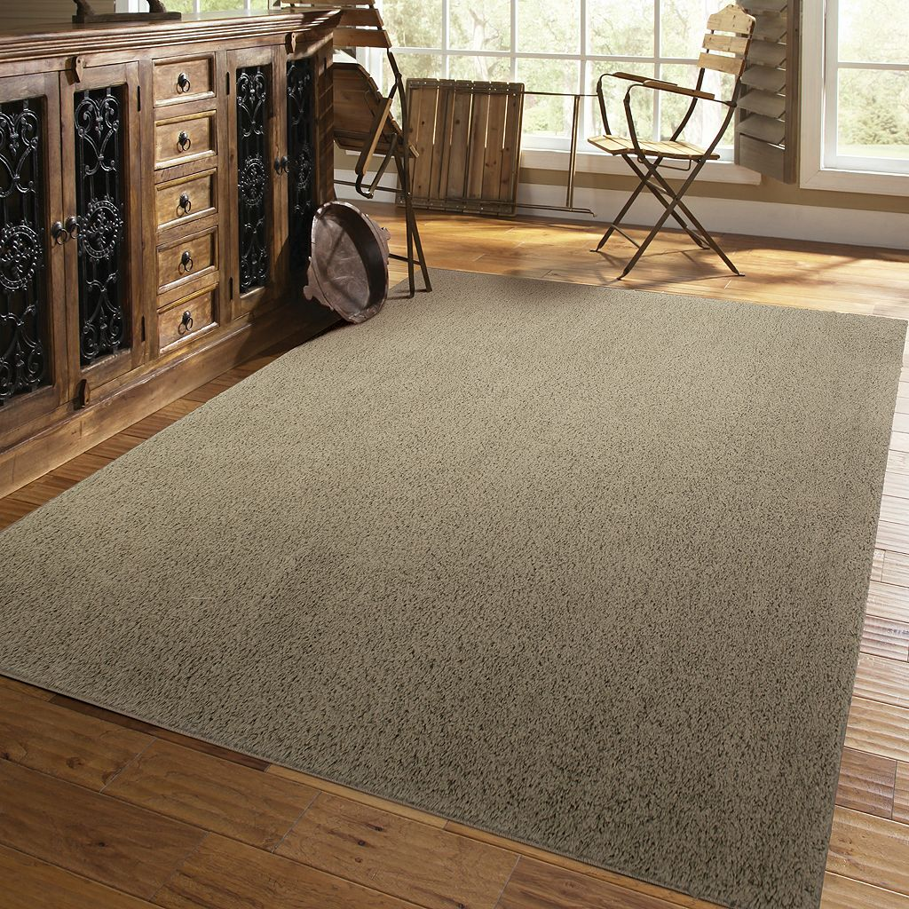 Mohawk Home® Willow Creek Solid Shag Rug
