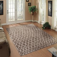 Mohawk Home® Argonne Lattice Shag Rug