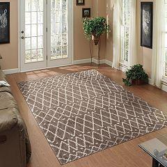 Mohawk Home® Argonne Lattice Shag Rug