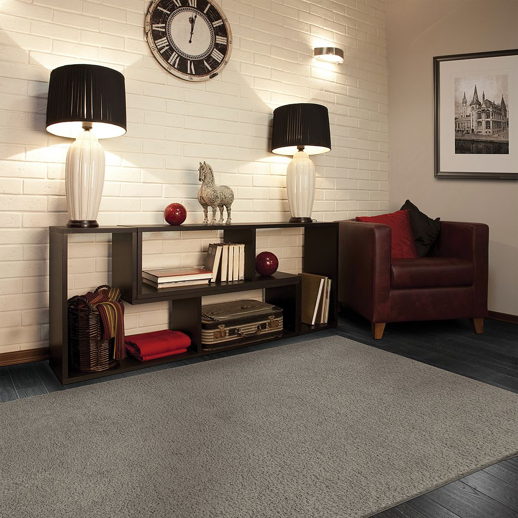 Mohawk Home® Windrift Solid Shag Rug