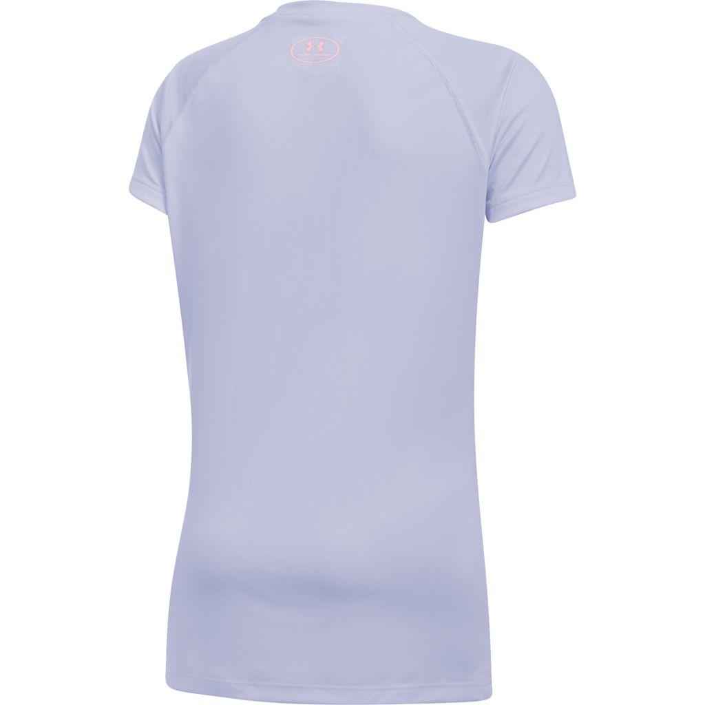 Girls 7-16 Under Armour Big Logo Short Sleeve Tee