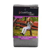 Girls 4-16 Cuddl Duds Twist Rib Sweater Tights