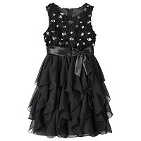 Girls 7-16 & Plus Size American Princess Corkscrew Dress