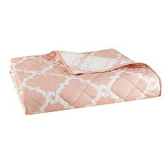 Madison Park Essentials Merrit Reversible Quilted Throw