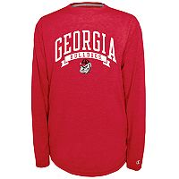 Men's Champion Georgia Bulldogs Heathered Tee